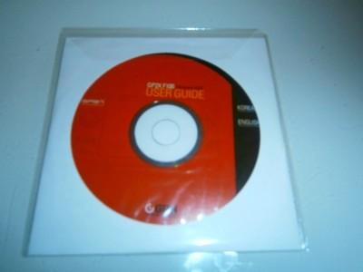 oryginalna płyta z oprogramowaniem do GPH GP2x F10