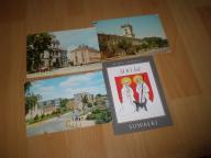 wyprzedaż zestawu pocztówek SUWAŁKI