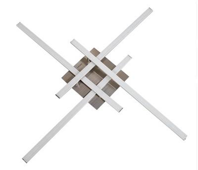 Nowoczesna Lampa Sufitowa Plafon żyrandol Led Eco 7038399044
