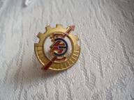 odznaka elektrowni Żarnowiec