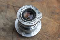 Industar 22 50mm f/3,5 moc. m39 jak Leitz Elmar