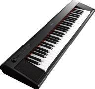 Przenośne Pianino Cyfrowe Yamaha Piaggero NP-12B