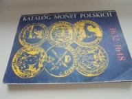 KATALOG MONET POLSKICH 1632-1648