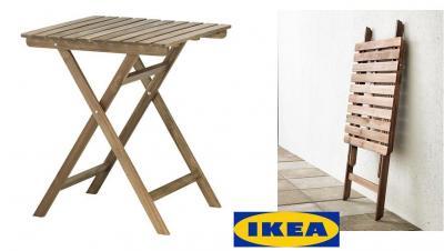 Stoliki Na Balkon Ikea Q Housepl