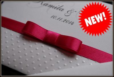 Zaproszenia ślubne Nowość Hit Koperty Gratis 5485069941