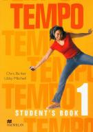 Język angielski. Tempo. Student`s Book, cz. 1. Kla