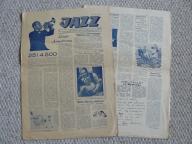 JAZZ nr. 1 (1956) Unikat !!!
