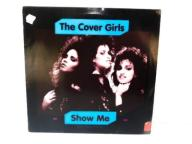 LP THE COVER GIRLS SHOW ME __MAXI____!