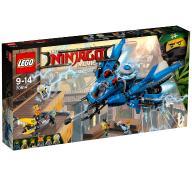 LEGO NINJAGO 70614 ODRZUTOWIEC BŁYSKAWICA KURIER!!