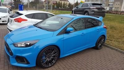 Ford Focus Rs 6868722674 Oficjalne Archiwum Allegro