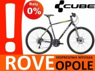 Rower Cube Cross Pro anthr silver green 54 cm 2015