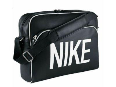 854cc83cb552f Torba sportowa Nike na ramie/laptop/szkolna A4 - 6753719488 ...