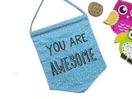 SAAS&BELLE __NOWY BORDER___YOU ARE AWESOME :)