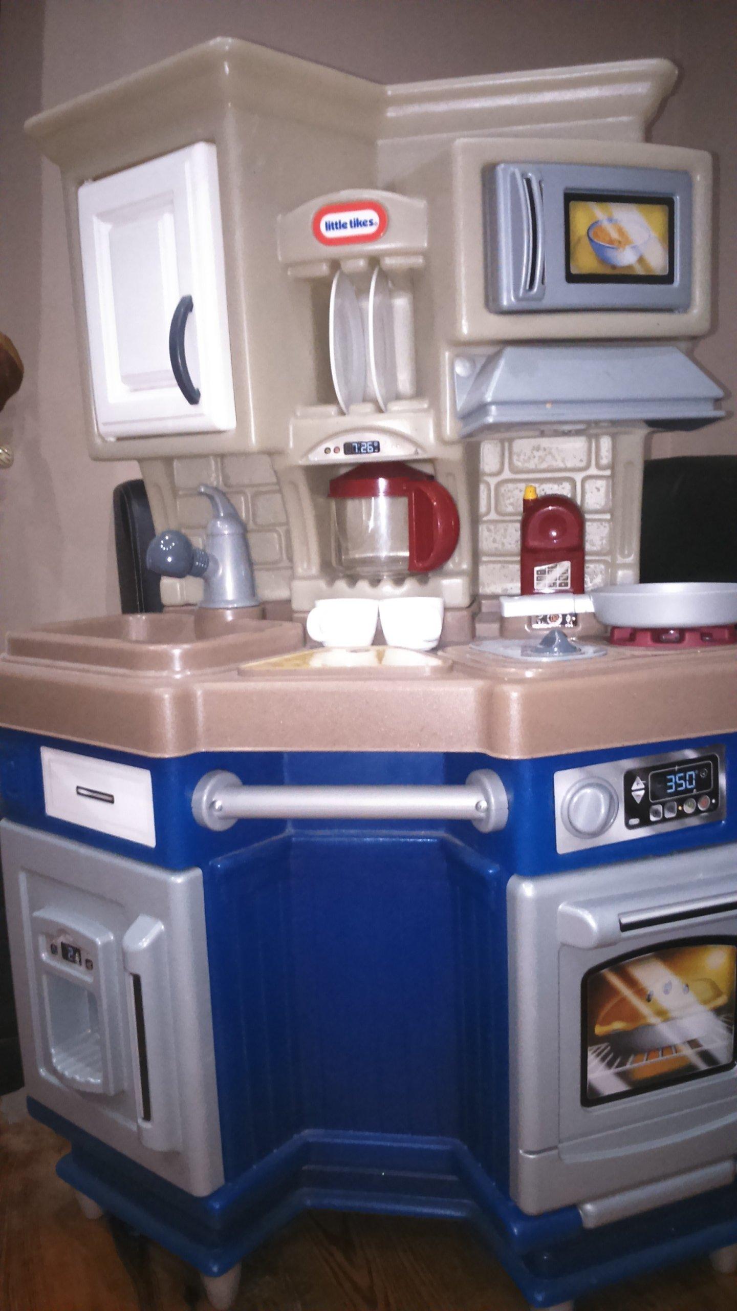 Kuchnia Little Tikes Kuchnia Szefaakcesoria