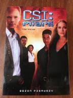 CSI Miami DVD sezon 1-3