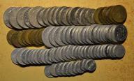 Polska - 92 monety mało powtórek - BCM