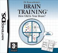 DR KAWASHIMA'S BRAIN TRAINING HOW OLD IS YOUR BRAI
