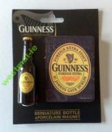 GUINNESS mini Foreign Extra + magnes Foreign Stout