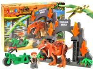 Klocki Dinozaur 68 elem. T-REX Figurki Dinozaurów
