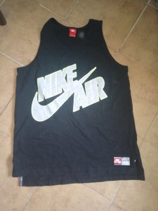Bezrękawnik Nike air, t-shirt bez rękawów