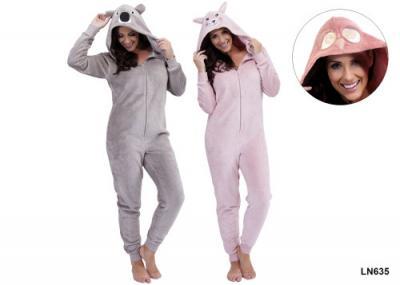 0174f8a103b3ce dres ONESIE piżama szlafrok przebranie damskie M L - 4820240952 ...