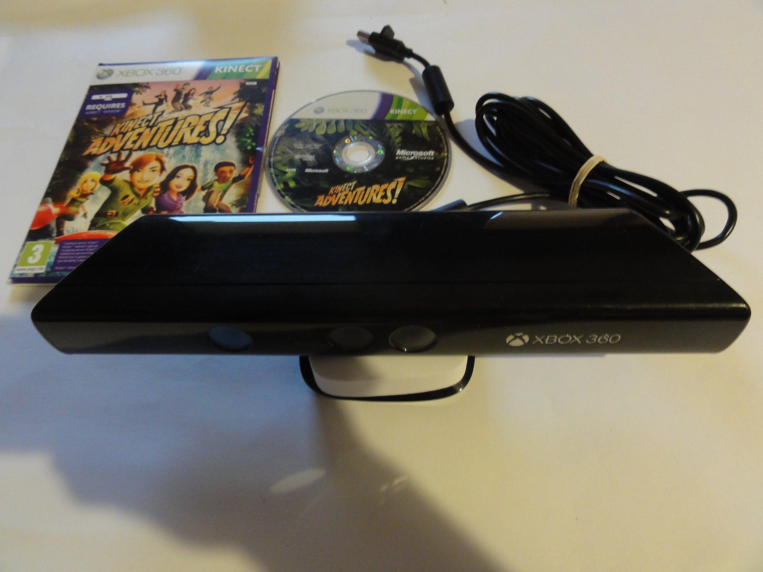 Kinect Kinect Adventures Pl Karta Kalibracyjna 7014715693