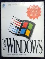 MS WINDOWS Wersja 3.1 - BOX PL 8xFDD FULL KOMPLET
