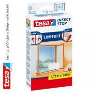 Moskitiera okienna tesa Comfort 1,7m x 1,8m biała