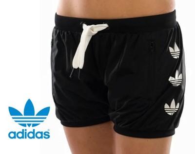 566 Spodenki Damskie Szorty Adidas Originals 32 6531444555 Oficjalne Archiwum Allegro