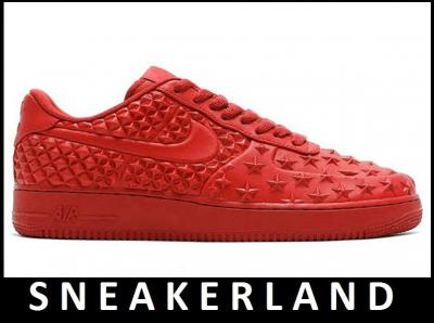 the latest 3c33a 4481f Buty Nike AIR FORCE 1 LV8 VT 789104-600 r 40-44 - 5653569013 ...