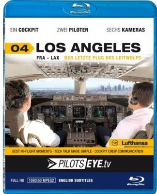 PilotsEYE.tv | LOS ANGELES || Blu-ray Disc || Cock