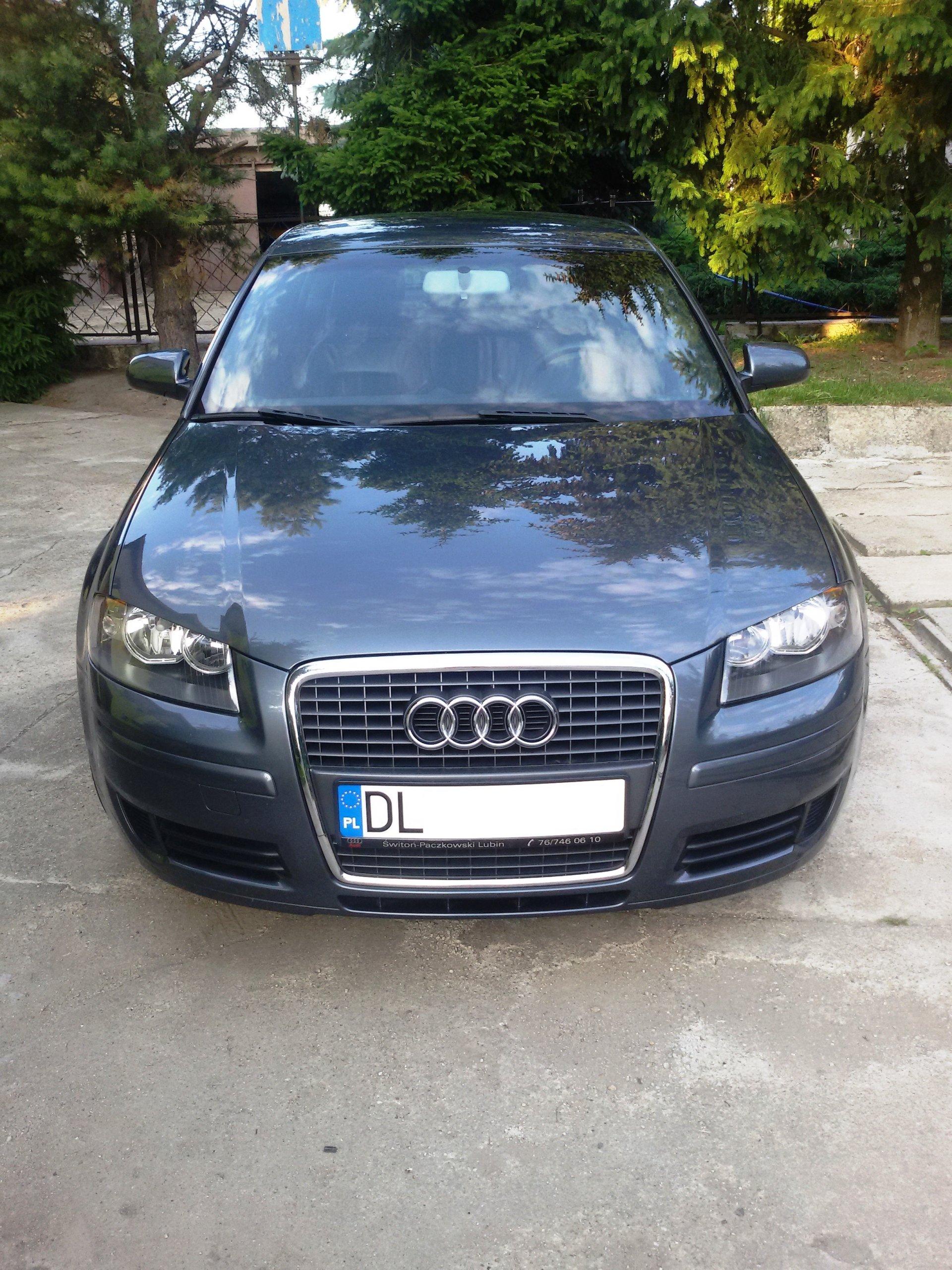 Audi A3 Sportback 1 6 Benzyna 115 Km 2005 R 7022932588 Oficjalne Archiwum Allegro