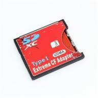 Adapter karty SD/SDHC/SDXC na kartę CF Gdańsk