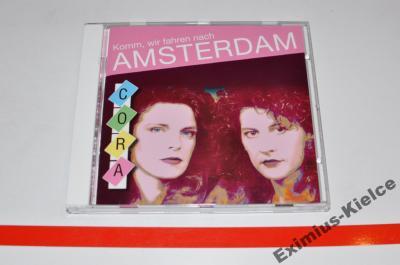 Cora Komm Wir Fahren Nach Amsterdam Cd Album 4596645423