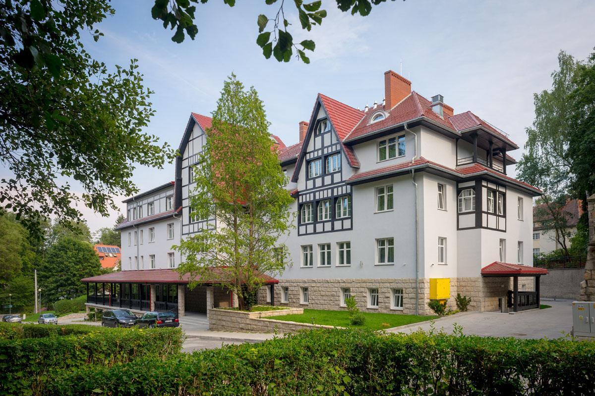 3 dni w MedicalSensus Sanatorium Polanica