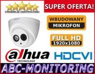 Kamera DH-HAC-HDW2221EMP-A FULL HD MIKROFON DAHUA