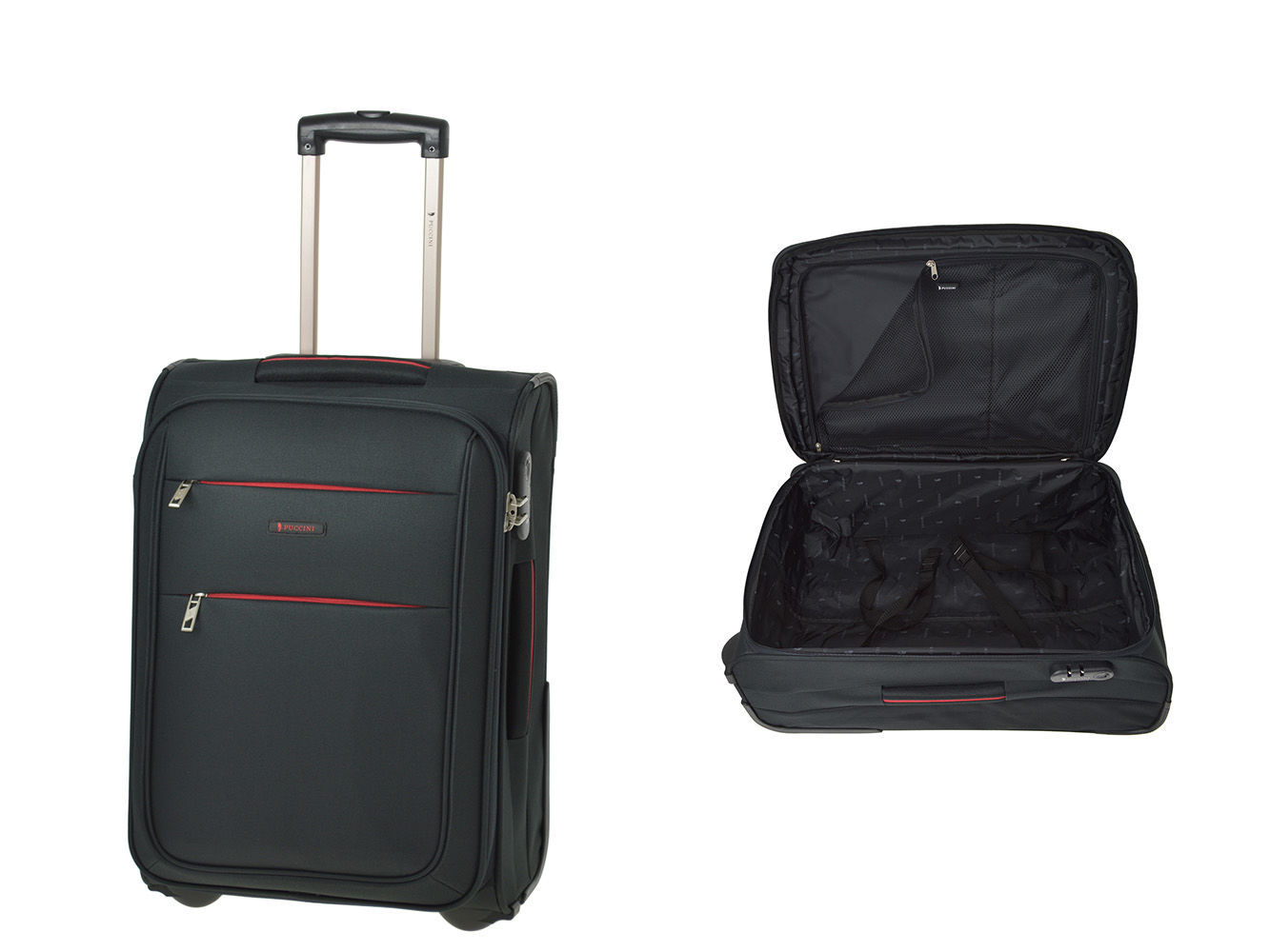 fee799ae3ca05 Puccini Camerino EM50307C mała walizka Ryanair 24h - 6977910885 ...