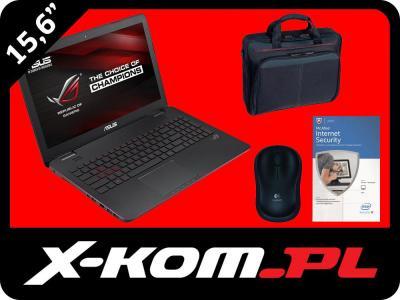 Laptop ASUS G551JW i7-4720HQ 8GB 750GB GTX960 FHD
