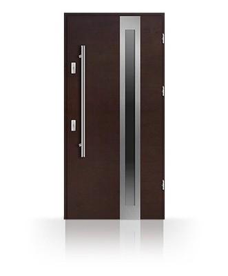 Nowość NOWOŚĆ --- EXTRA drzwi zewnętrzne drewniane - 6729272091 RG32