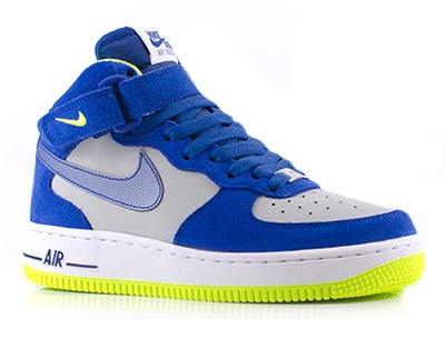 nike air force 1 mid gs allegro