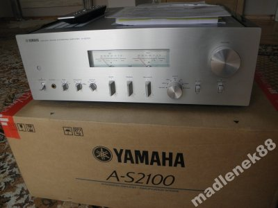 Wzmacniacz Yamaha As-2100 jak NOWY - 6437205021 - oficjalne