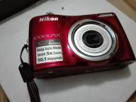 Jak nowy Aparat Nikon Coolpix l23 10,1mpx Od 1zł