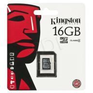 Kingston micro SDHC SDC4/16GBSP 16GB Class 4