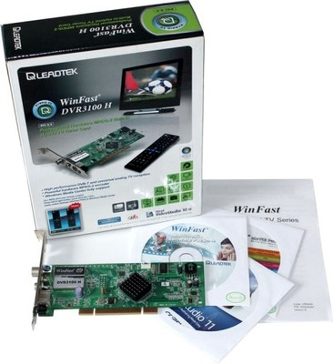 LEADTEK WINFAST DVR3100 H DRIVERS FOR PC