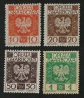 4 znaczki opłaty skarbowej - 2