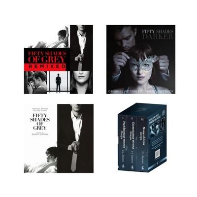 50 twarzy greya audio book peb