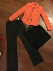 9e772c8bd3bf3 Zestaw Zara Reserved marynarka spodnica spodnie - 6315410128 ...