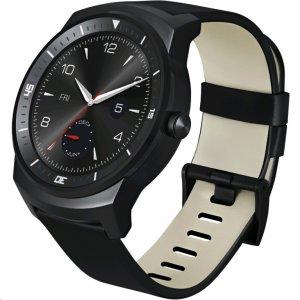Smartwatch Lg G Watch R W110 Black Zegarek Android 6183368566 Oficjalne Archiwum Allegro