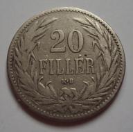 20 FILLER 1894r.