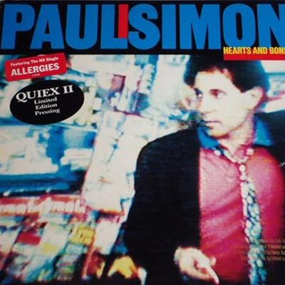 Paul Simon - Hearts And Bones (Lp U.S.A.1Press)